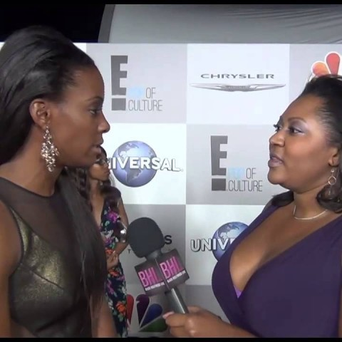 Dee Dee Trotter Interview at The 2014 Golden Globes with Black Hollywood Live